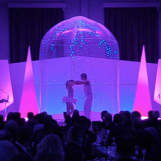 Event film showcasing 2014 South Wales Chamber Awards