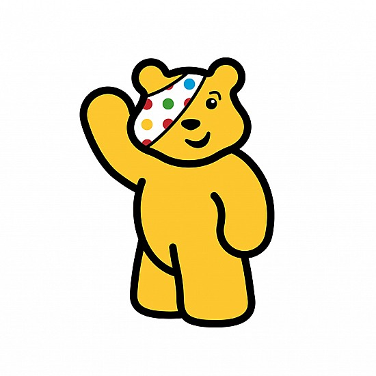Logo for Children In Need Competition Promo