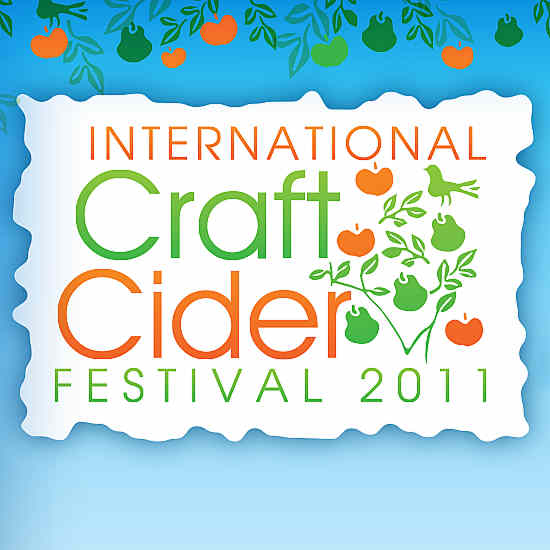 Graphic design services for South Wales Cider & Perry festival
