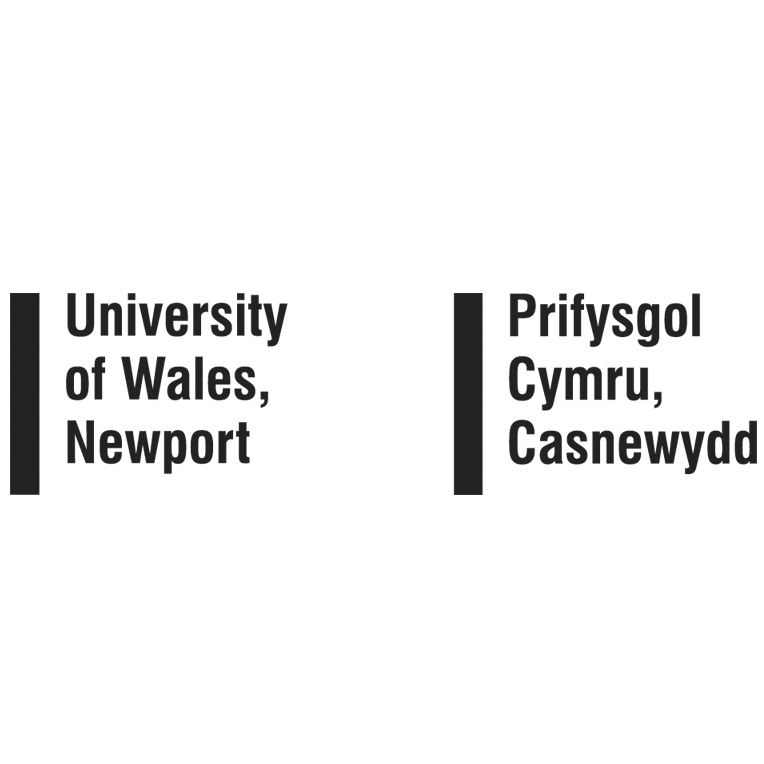 Banner for University of Wales Newport logo